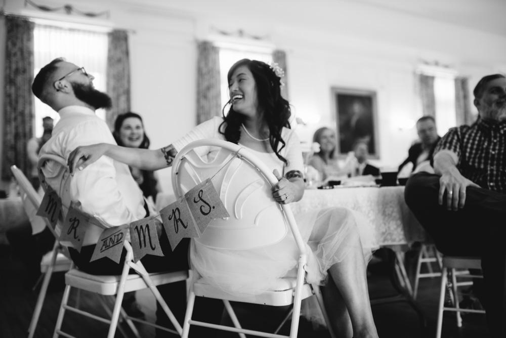 charleston wv womans club wedding reception