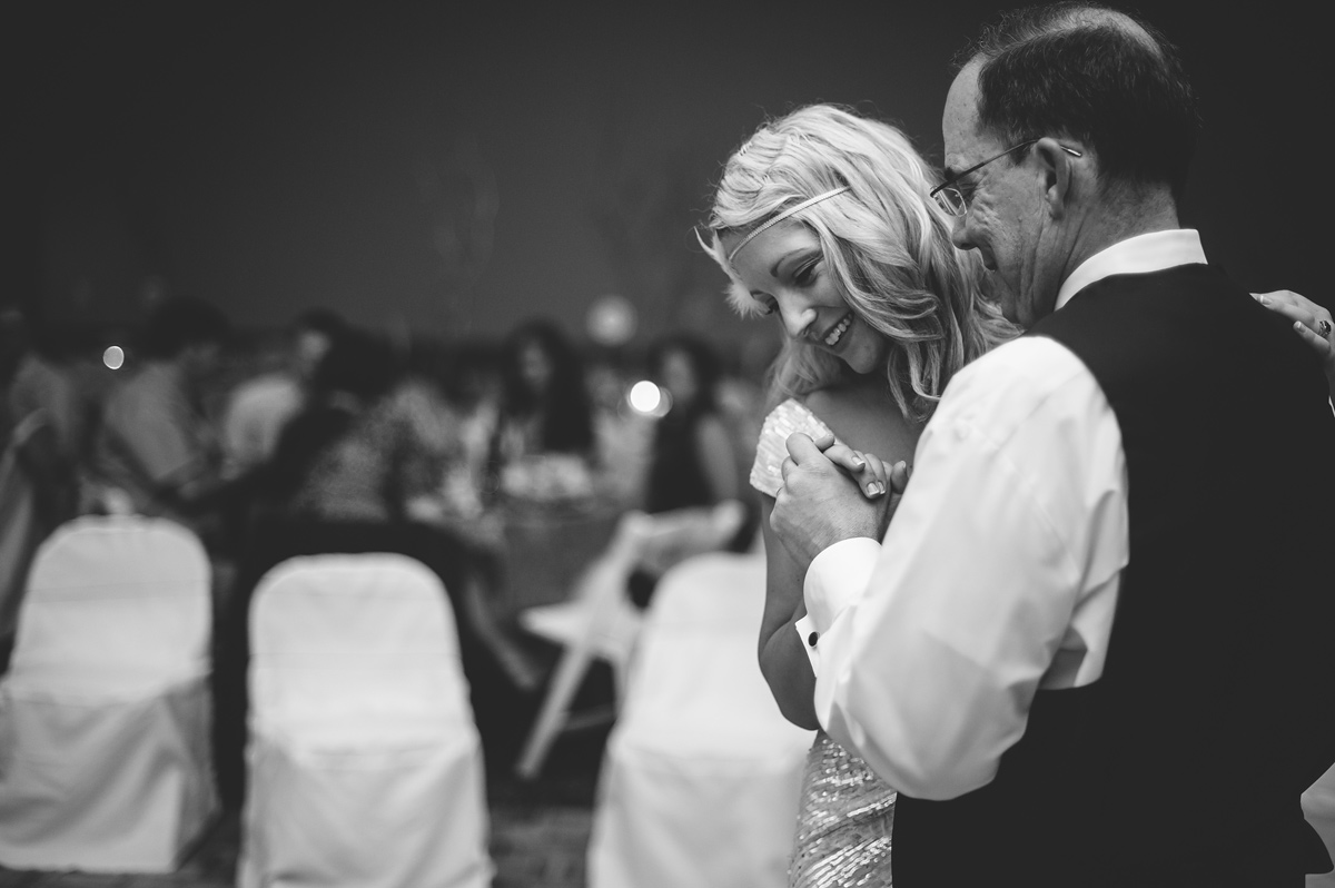father daughter dance by the oberports