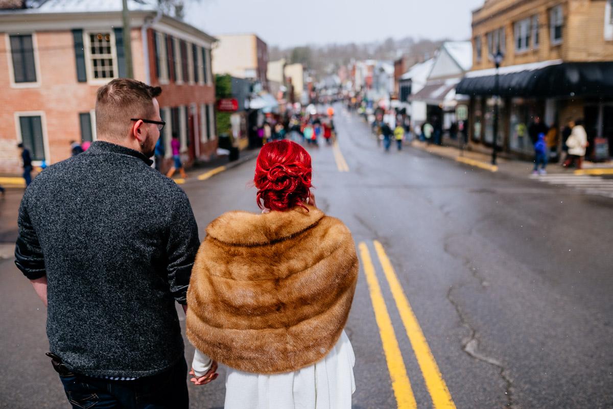 lewisburg wv chocolate festival elopement