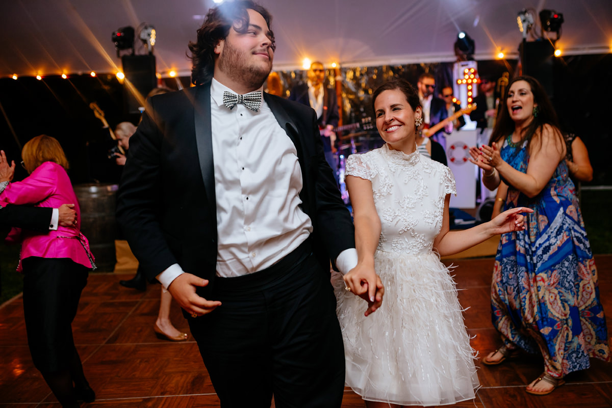 pharsalia virginia wedding dance party yacht rock