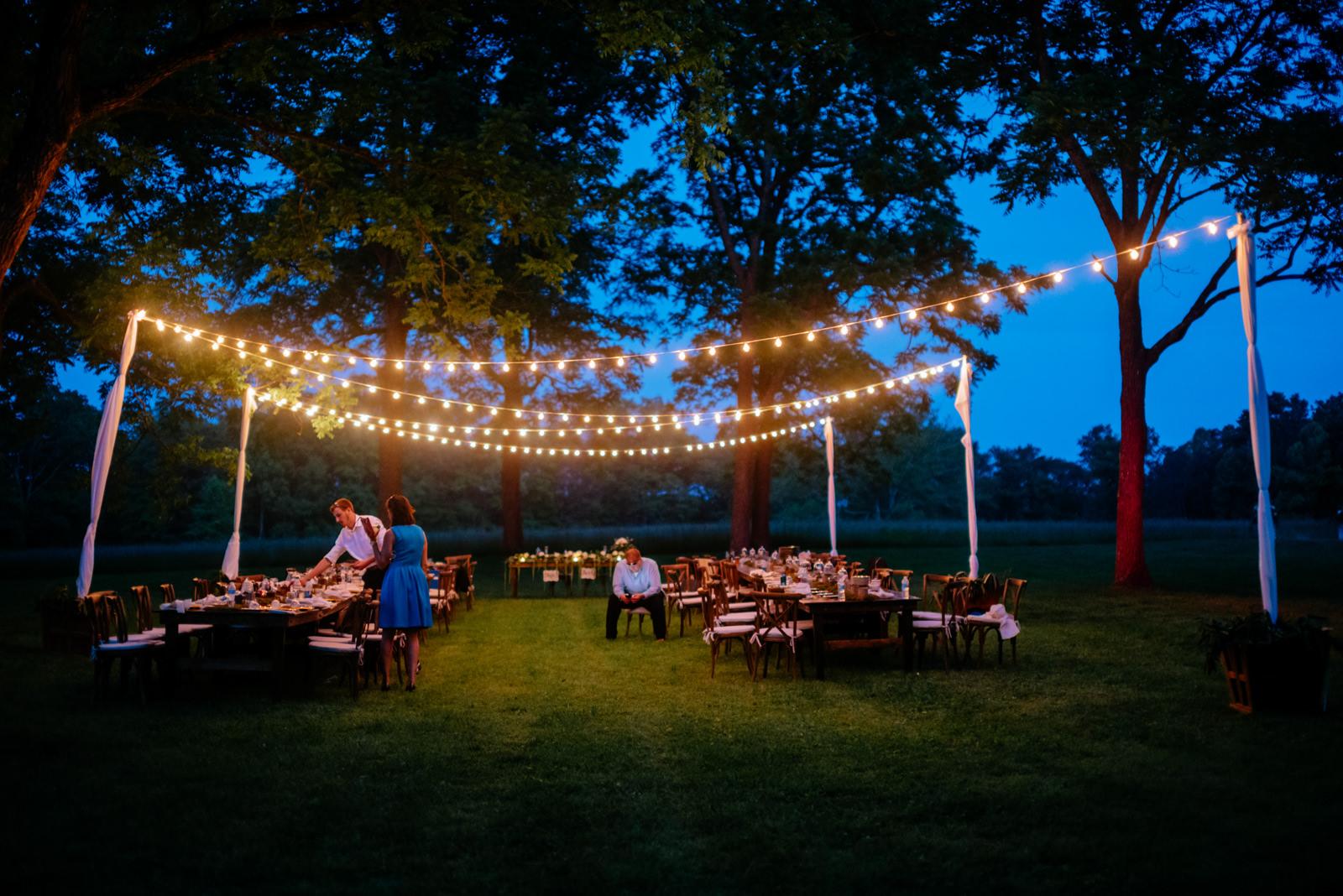 reception gaines estate fayetteville wv wedding