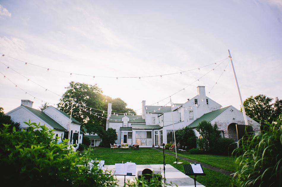 lewisburg swift level farm wedding reception