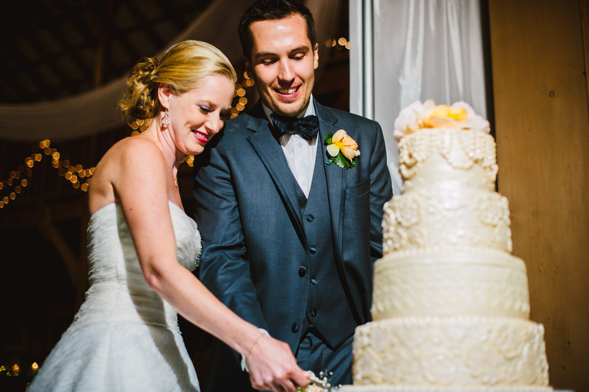 cake cutting photos by the oberports