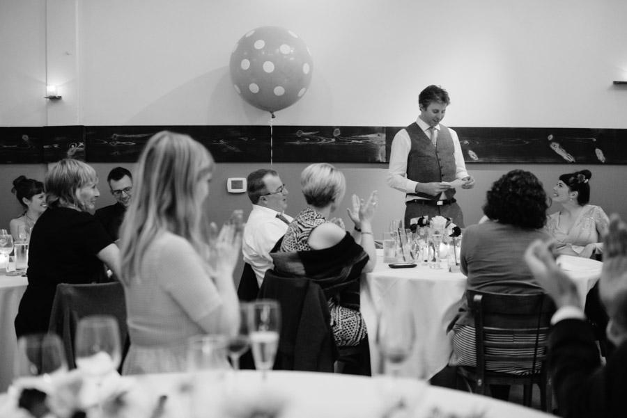 groom speech wedding photojournalism