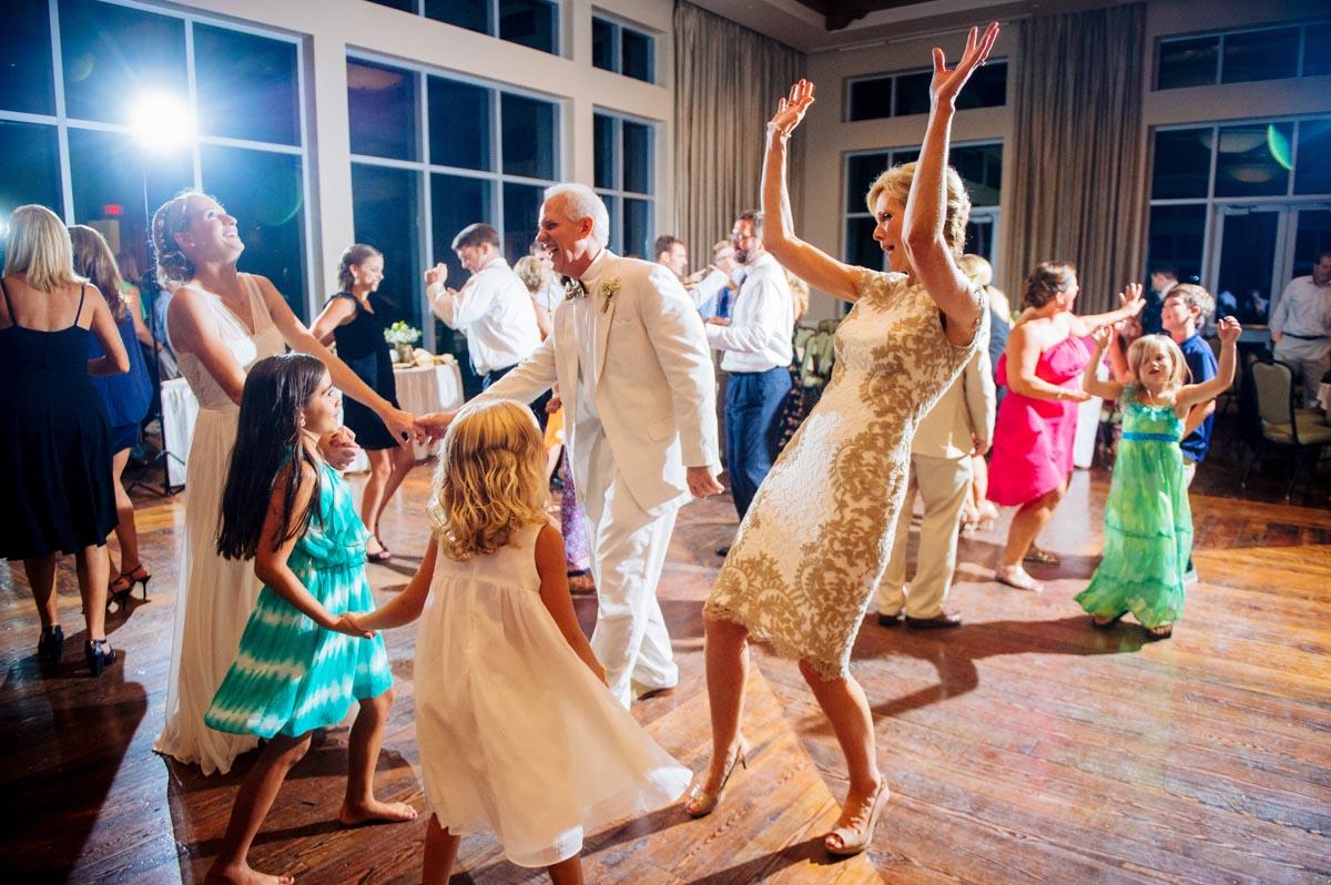 jekyll island wedding reception