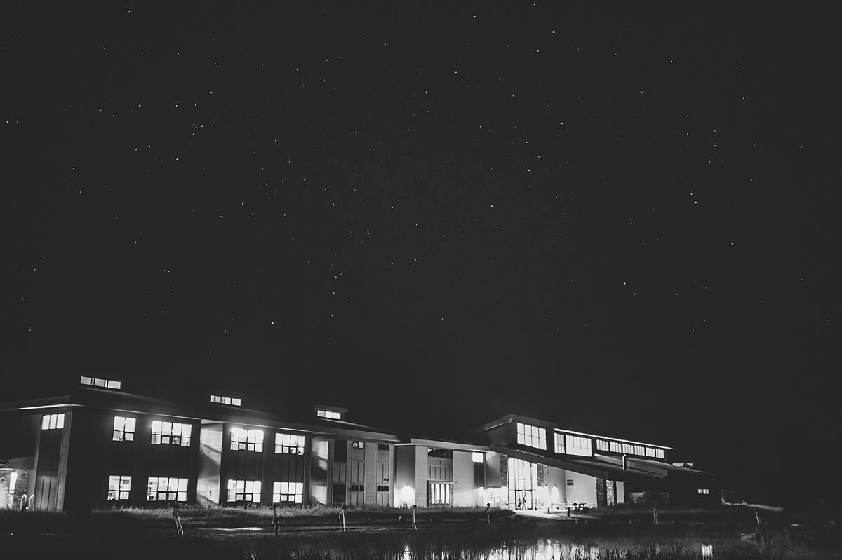 canaan valley institute cvi west virginia night sky