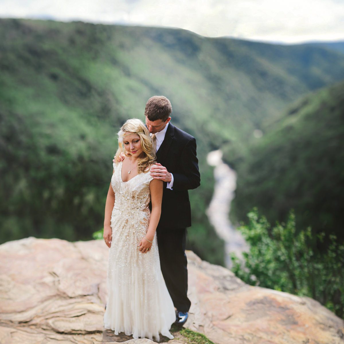 blackwater falls wedding photographers