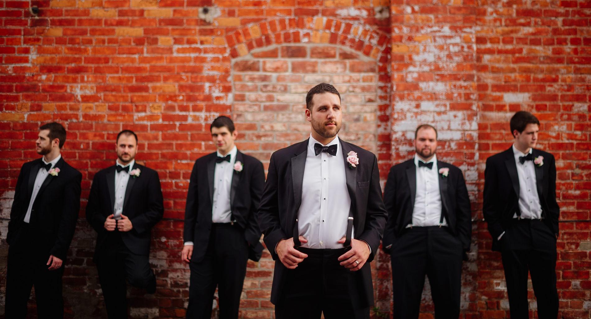 awesome groomsmen photo