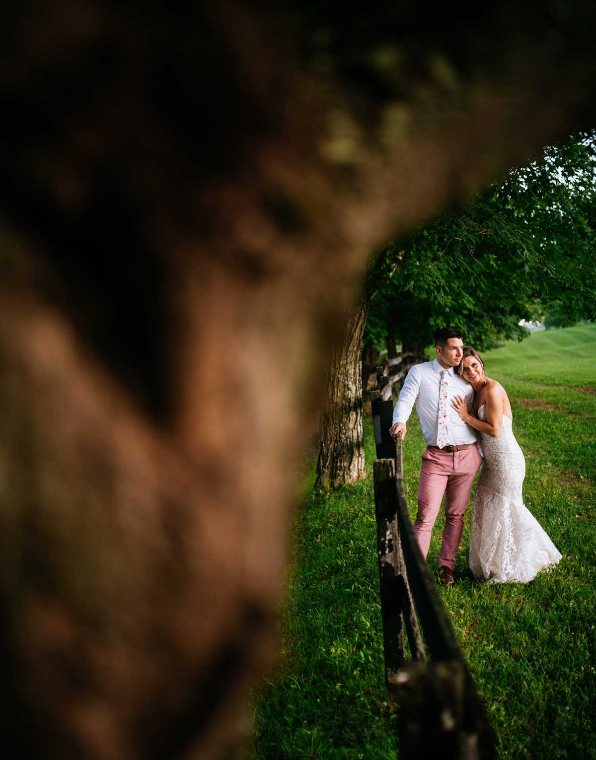 chanteclaire farm wedding