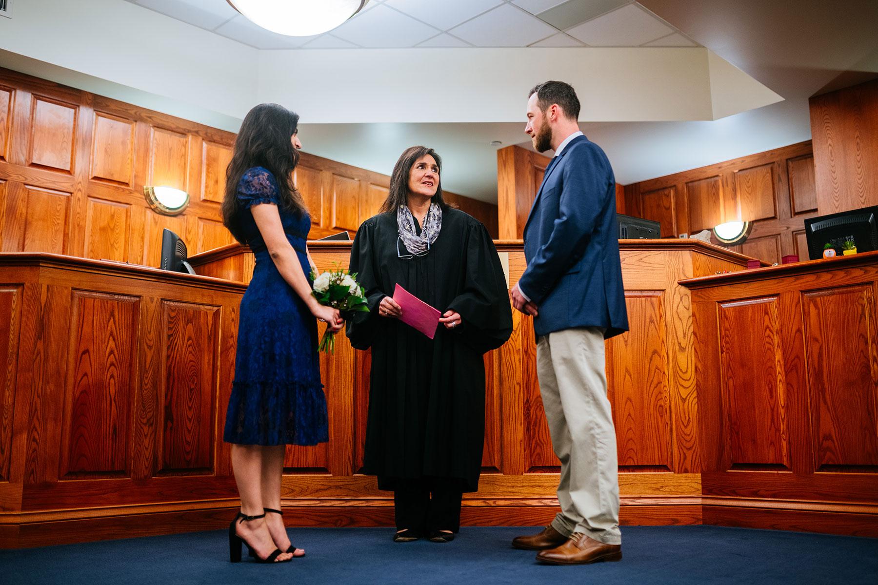 kanawha county courthouse weddding