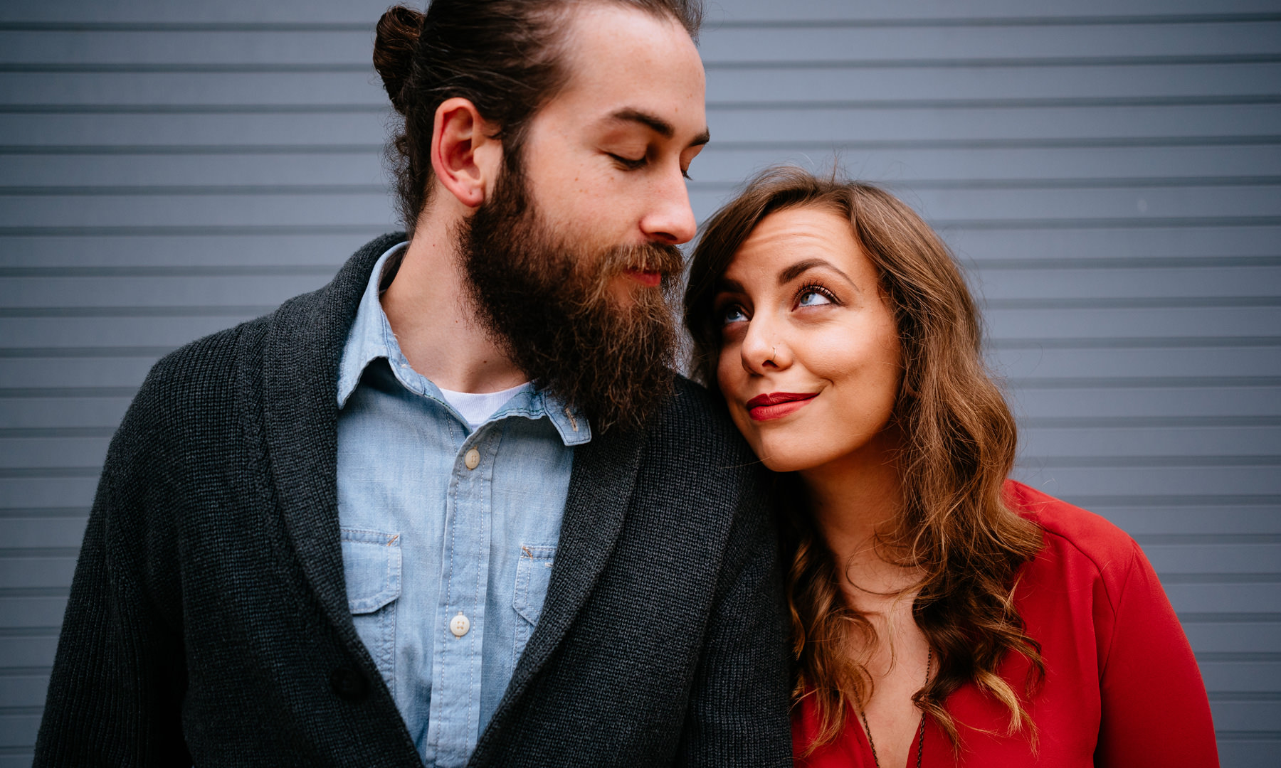 charleston wv elopement portraits
