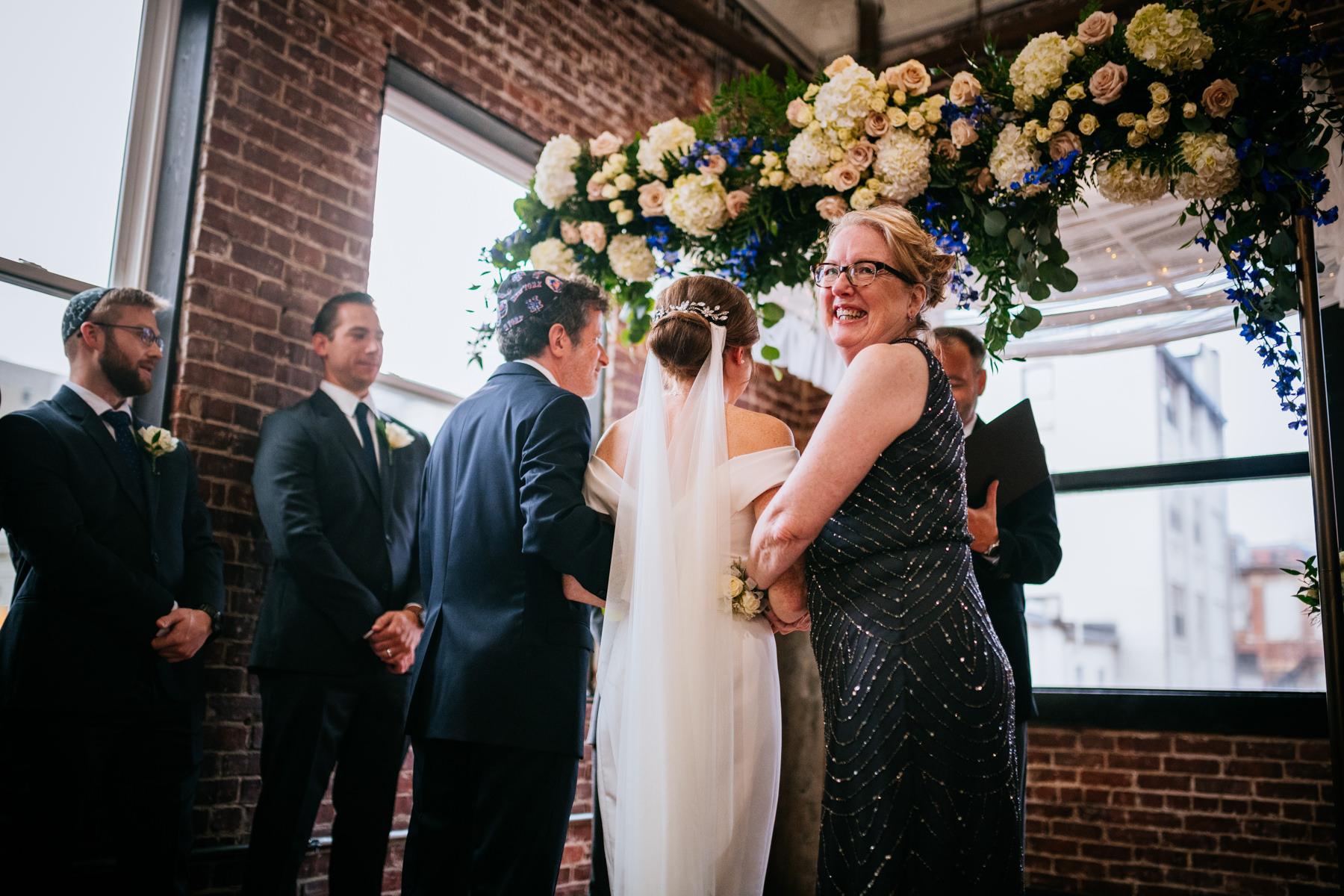 hale street center wedding