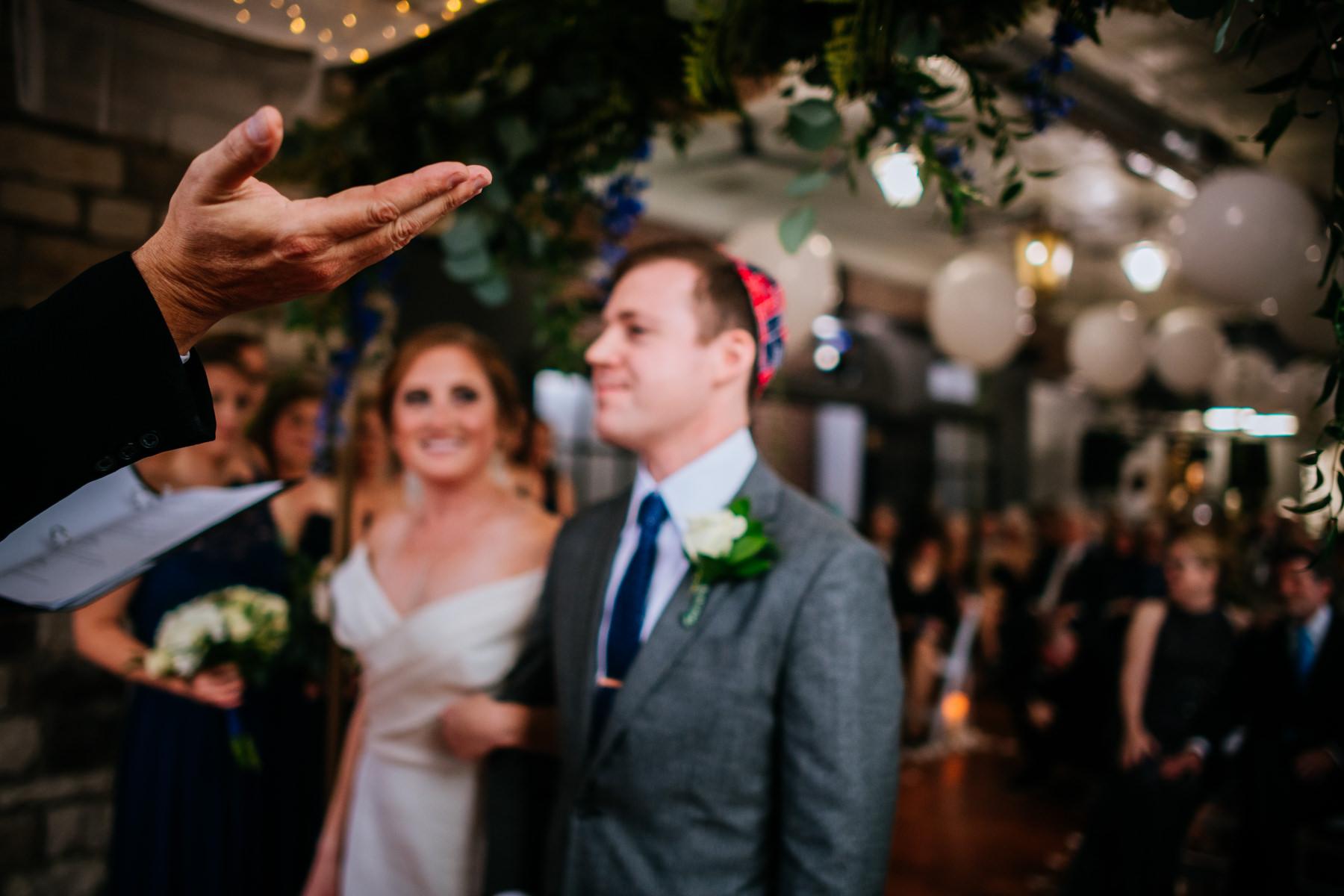 hale street center wedding ceremony
