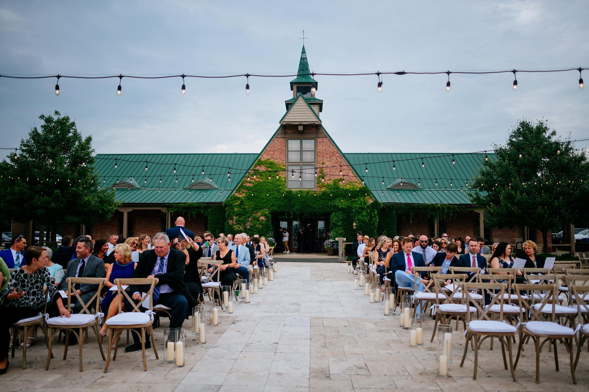 high acre farm wedding