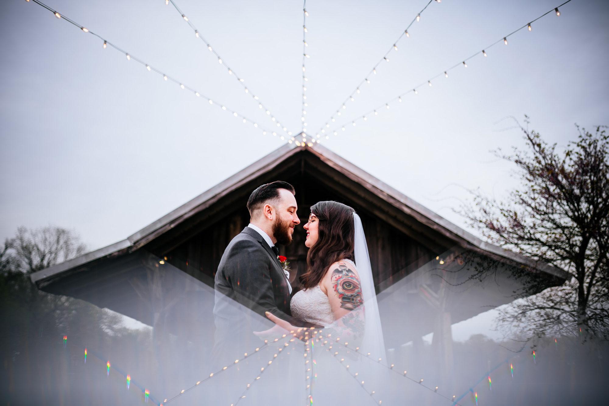 creative wedding portraits legacy farms wedding