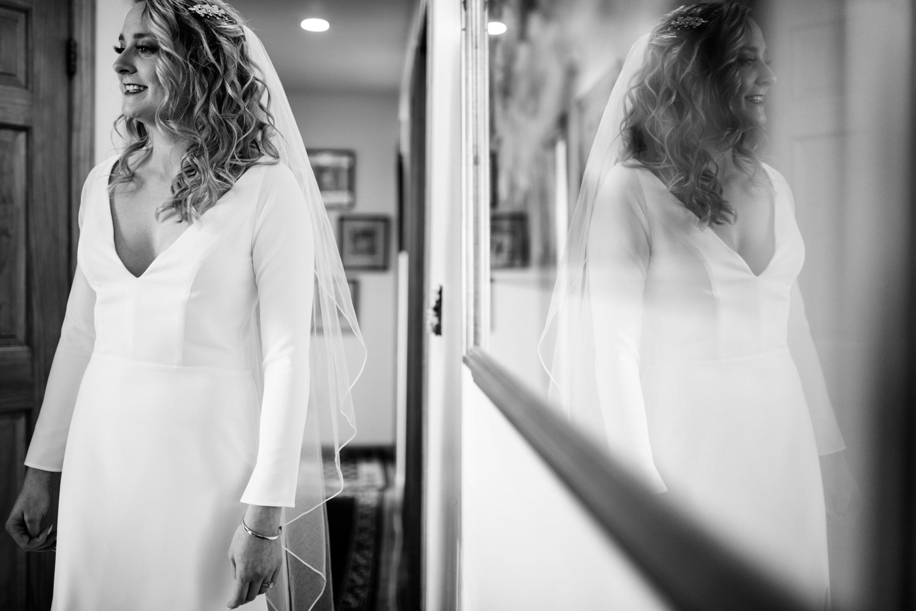 bridal reflection