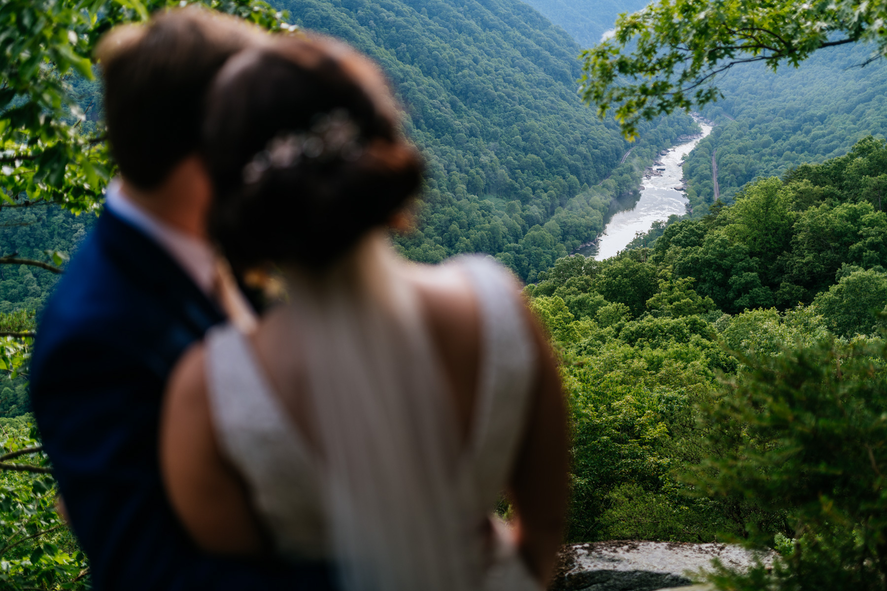new river gorge wedding