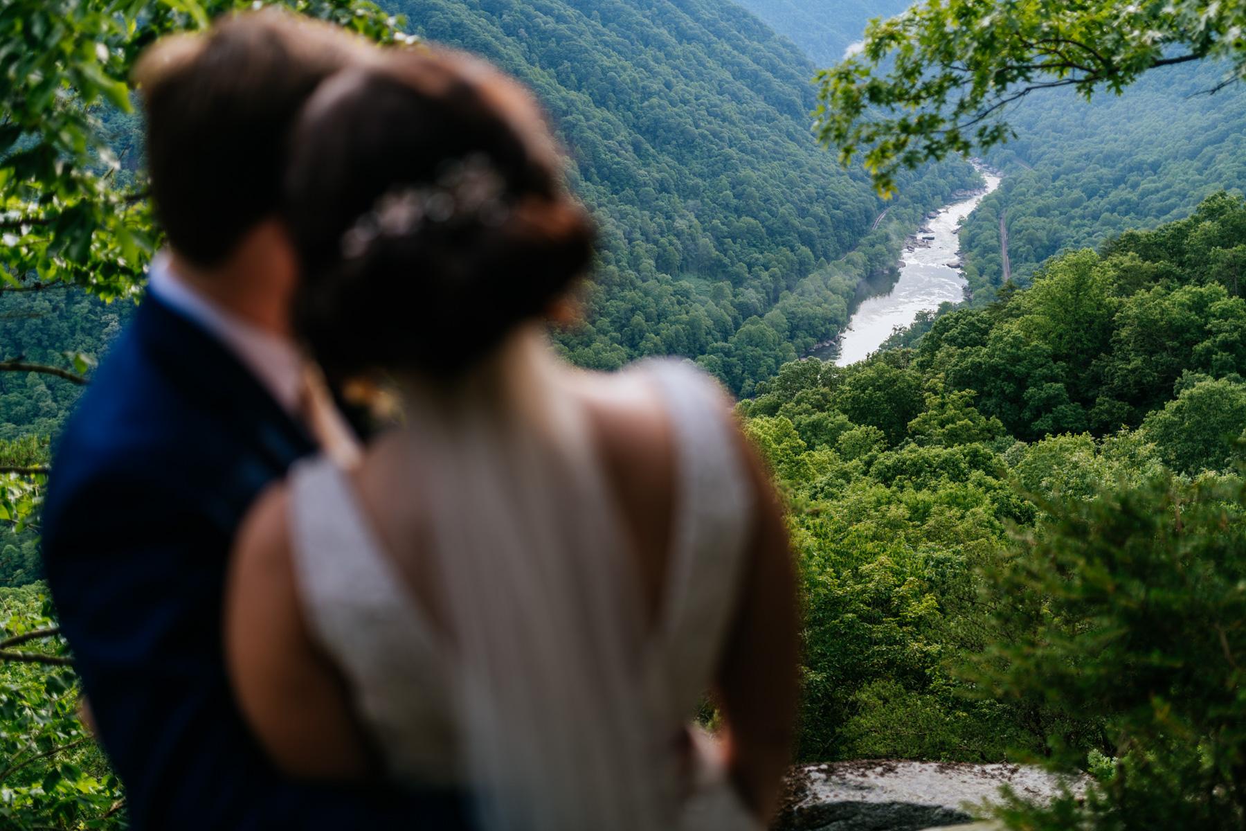 new river gorge wedding