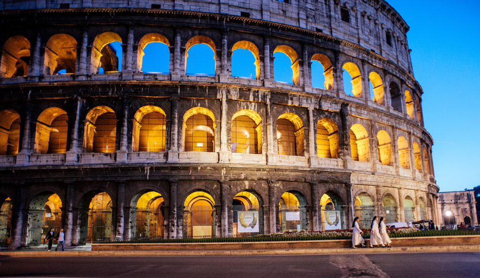 oberports italy rome