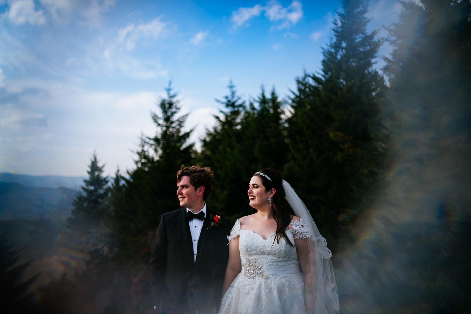 snowshoe mountain resort wedding