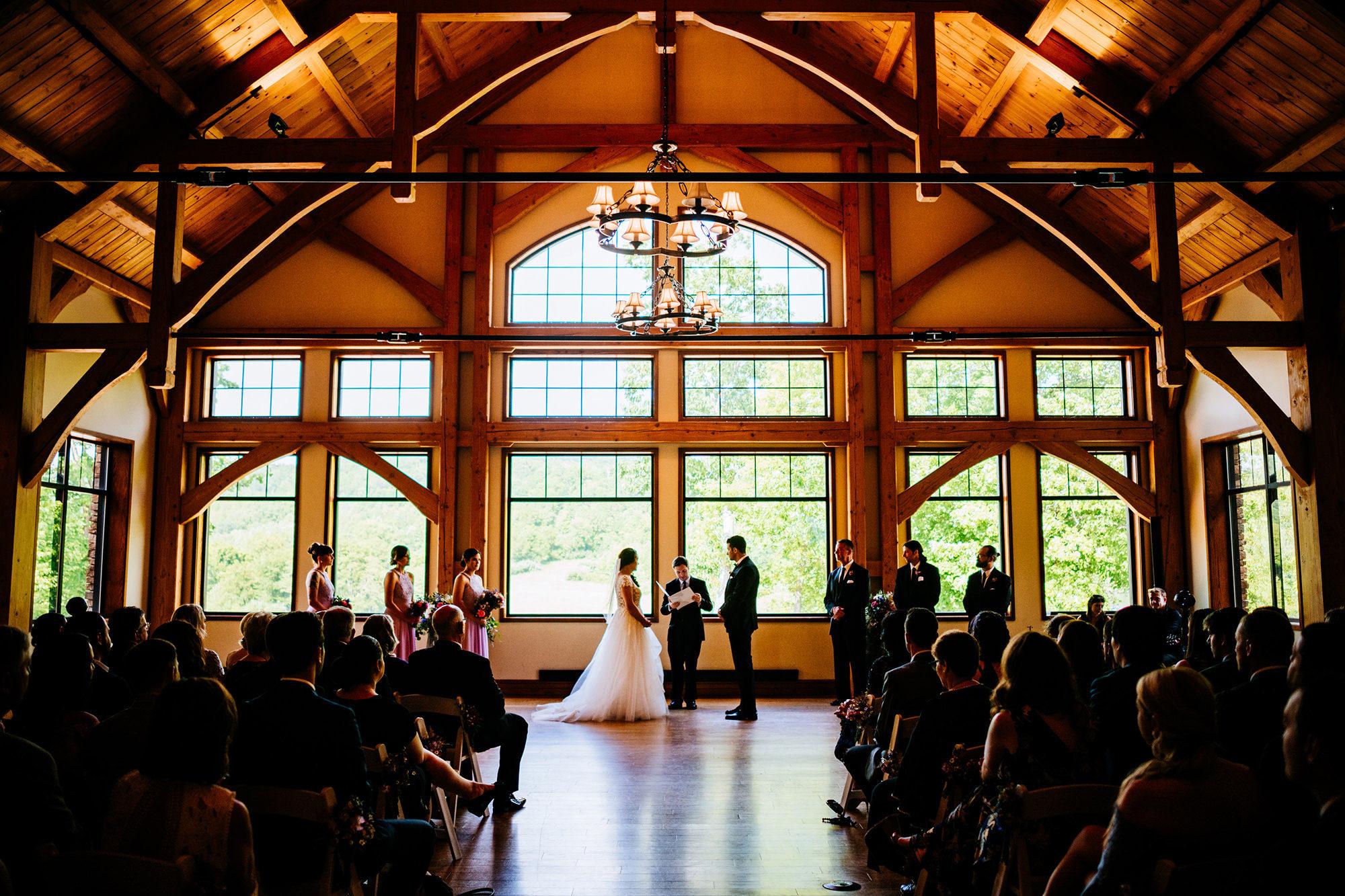 stonewall resort wedding ceremony