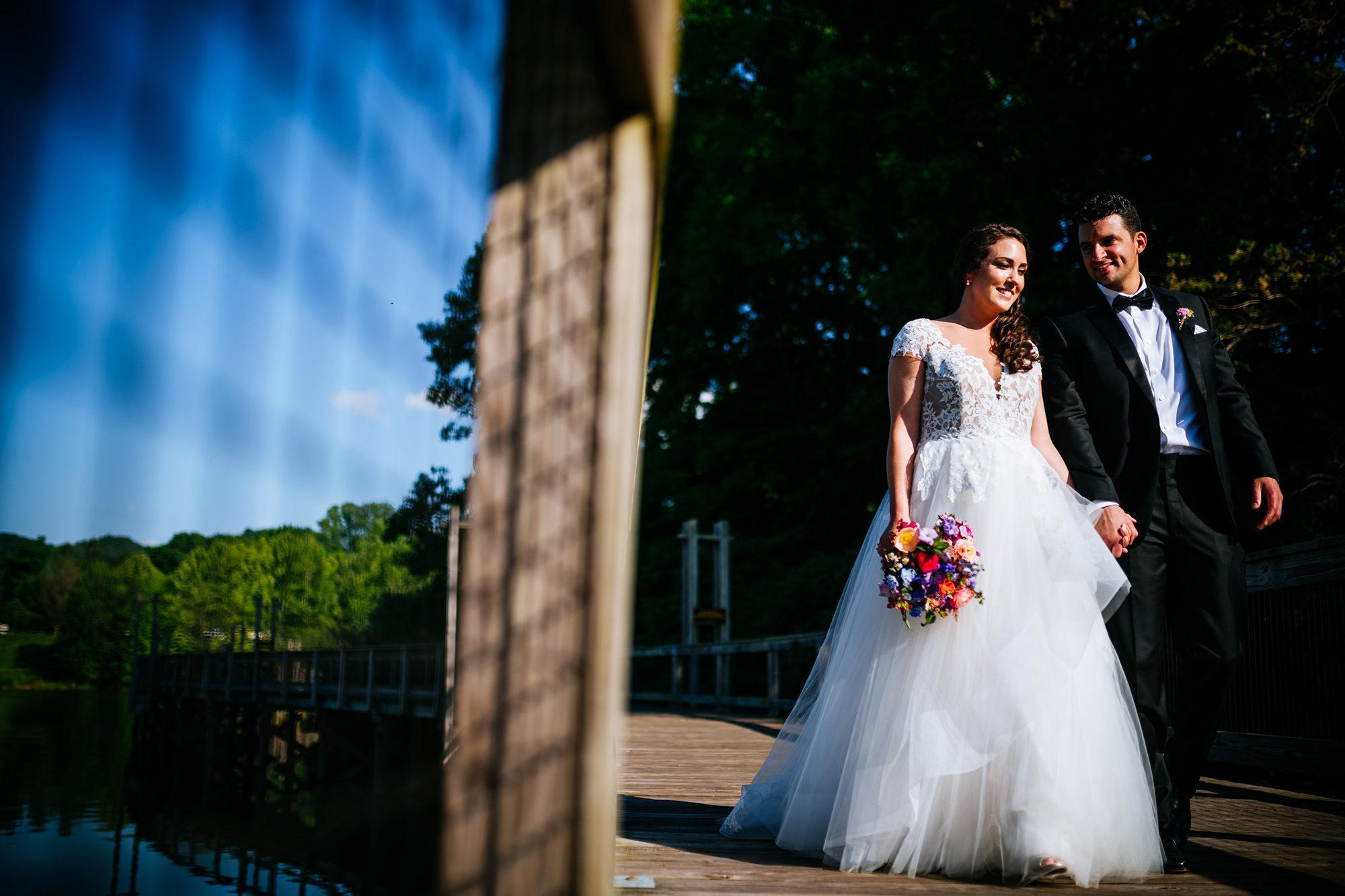 bride groom wedding photo