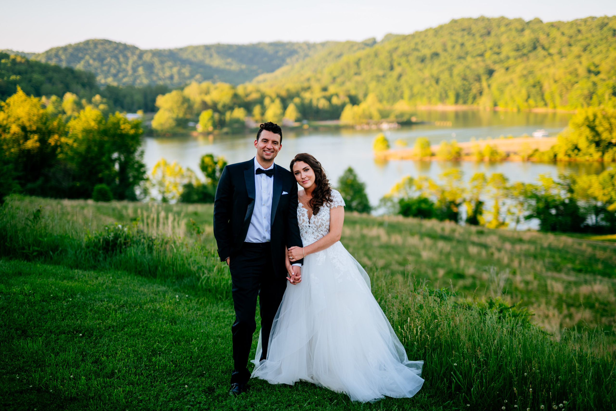 bride groom stonewall resort