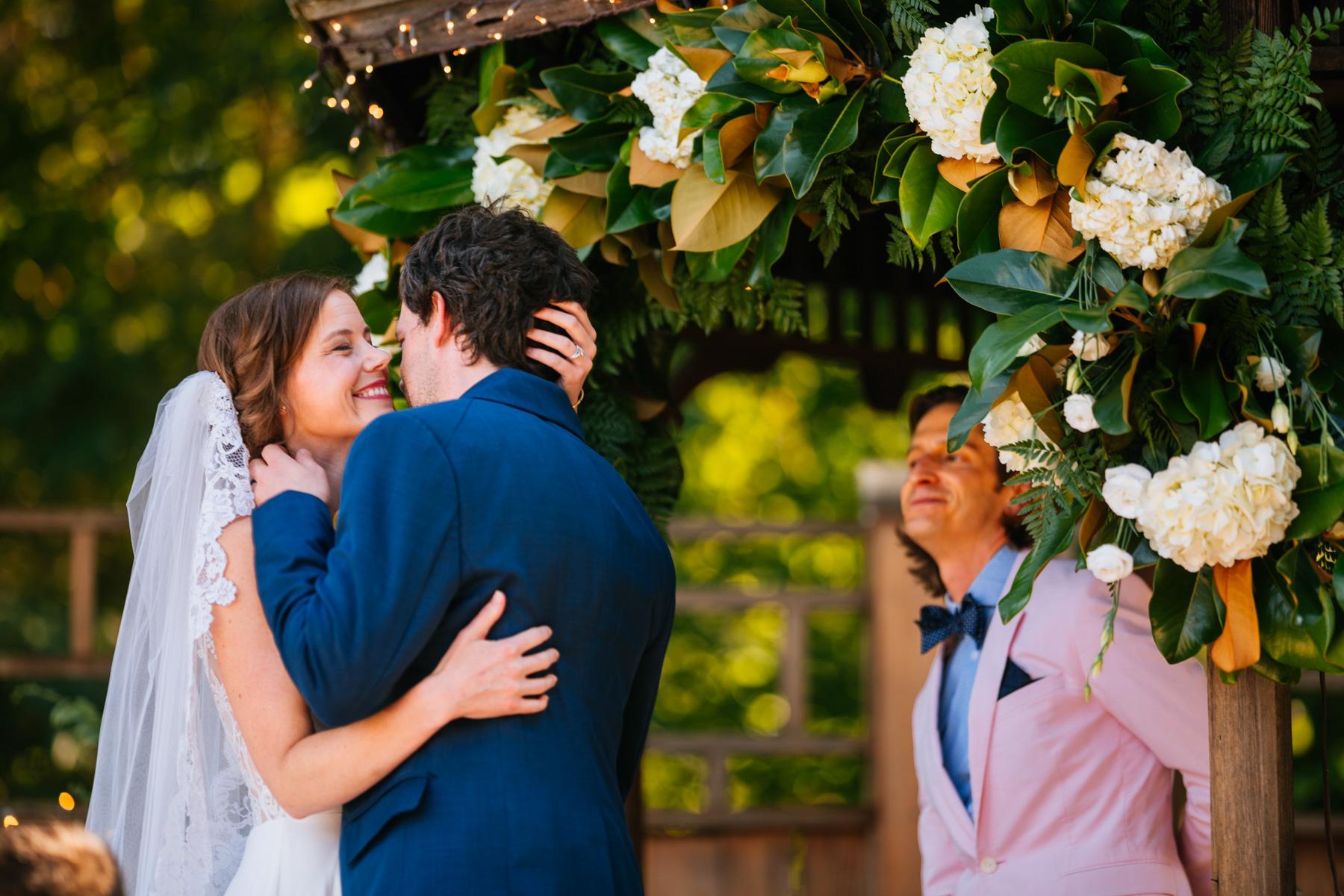 wv backyard minimony first kiss