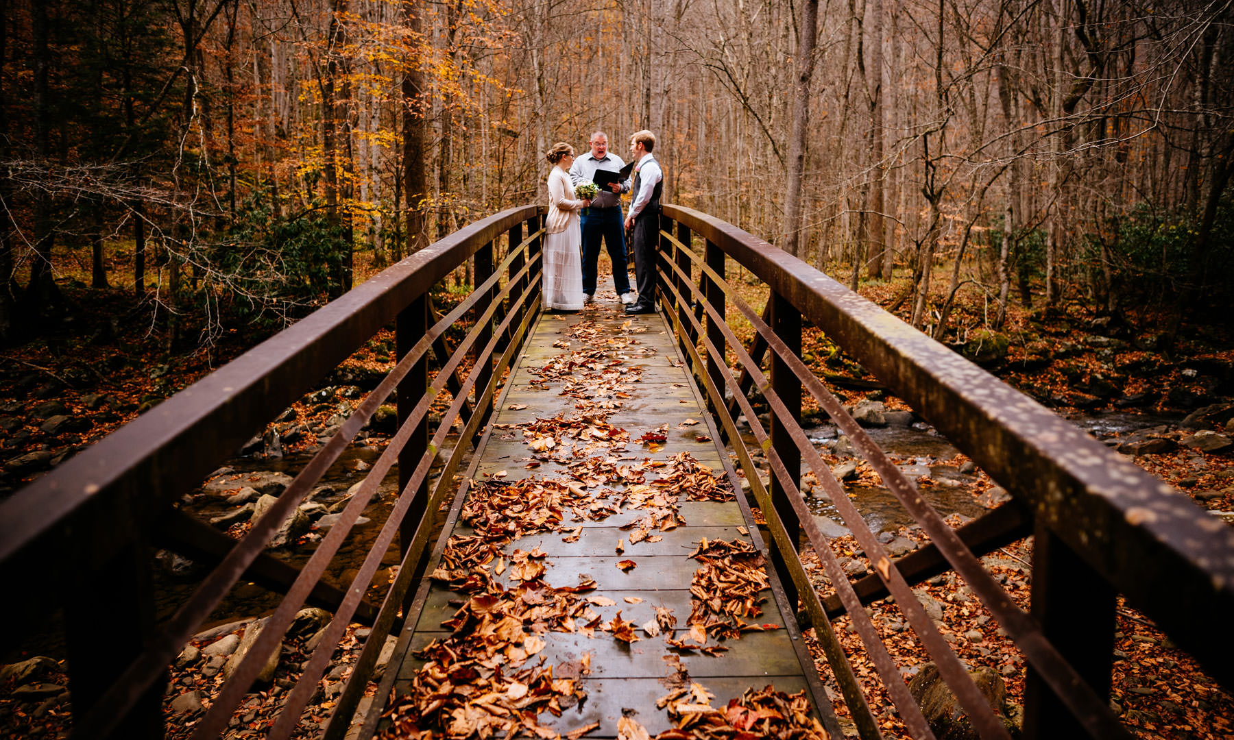 wv hiking elopement